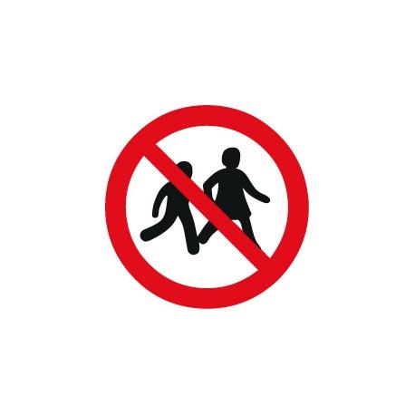 Kinder verboten (P036)