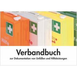 Verbandbuch Unfall-Dokumentation