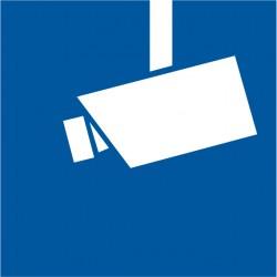 Kamerasymbol - Videoüberwachung