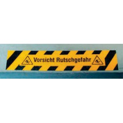 Antirutsch-Bodenmarkierung - Vorsicht Rutschgefahr