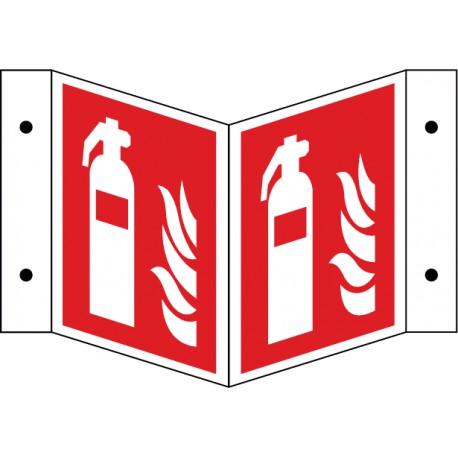 Winkelschild Feuerlöscher (F001)