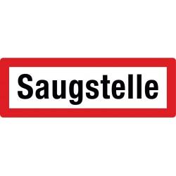 Saugstelle