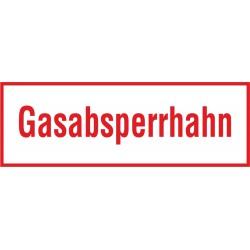 Gasabsperrhahn