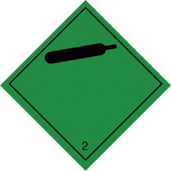 Nicht entzündbare, nicht giftige Gase (2)