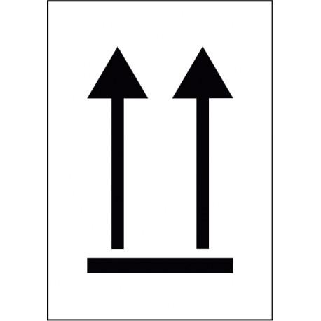 Symbol Oben