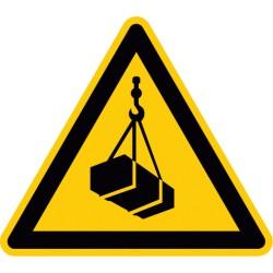 Warnung vor schwebender Last (W015)
