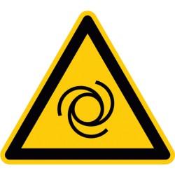 Warnung vor automatischem Anlauf (W018)