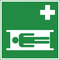 Krankentrage (E013)