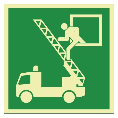 Rettungsausstieg (E017)