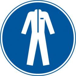 Schutzkleidung benutzen (M010)