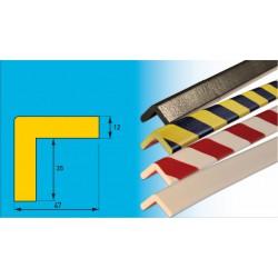 Profil HH - selbstklebendes Winkelprofil für rechtwinklinge Kanten