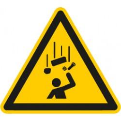 Warnung vor herabfallenden Gegenständen (W035)