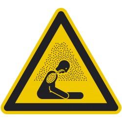 Warnung vor Erstickungsgefahr (W038)