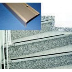 Antirutsch-Stufenprofil Safety-Stair in grau oder schwarz
