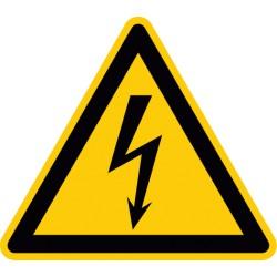 Warnung vor elektrischer Spannung (W012)