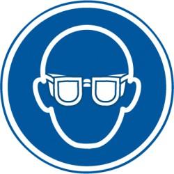 Eitkett Augenschutz benutzen (M004)