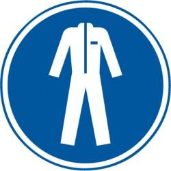 Eitkett Schutzkleidung benutzen (M010)
