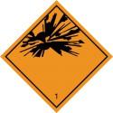 Explosive Stoffe und Gegenstände mit Explosivstoff (1)