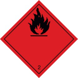 Entzündbare Gase (2.1)