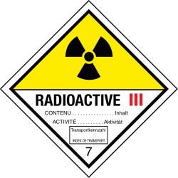 Radioaktive Stoffe (7C)