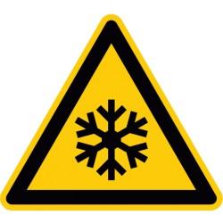 Warnung vor niedrigen Temperaturen, Frost