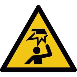 Warnung vor Hindernissen im Kopfbereich (W020)