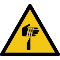 Warnung vor spitzem Gegenstand (W022)