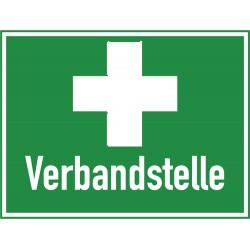 Erste Hilfe - Verbandstelle