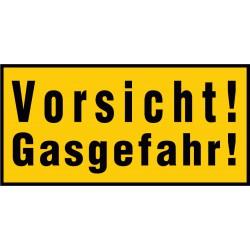 Vorsicht Gasgefahr!