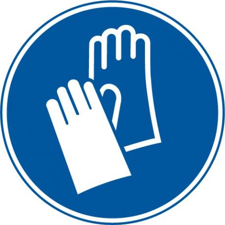 Handschutz benutzen (M009)