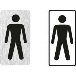 WC Symbol Herren