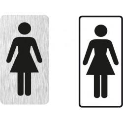 WC Symbol Damen